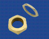 BRASS NUTS Brass hex Nuts DIn 934 Brass full nuts